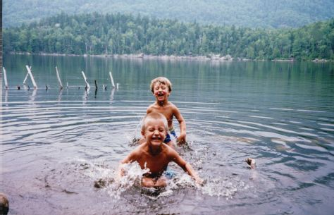 adirondacks with kids